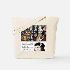 King Richard III Tote Bag
