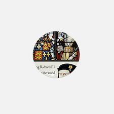 King Richard III Mini Button