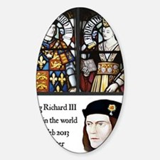 King Richard III Decal