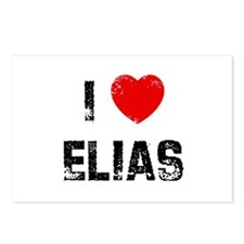 I * Elias Postcards (Package of 8)