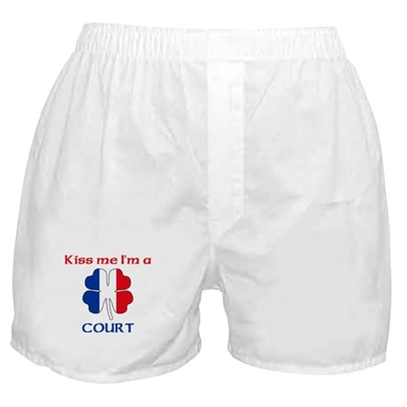 Court Family Boxer Shorts
