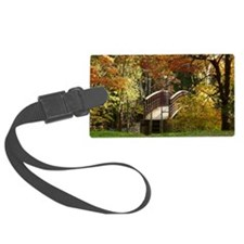 Appalachian Trail Bridge Luggage Tag