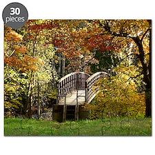 Appalachian Trail Bridge Puzzle
