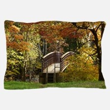 Appalachian Trail Bridge Pillow Case