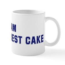 Team BLACK FOREST CAKE Mug