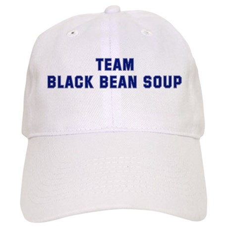 Team BLACK BEAN SOUP Cap