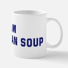 Team BLACK BEAN SOUP Mug