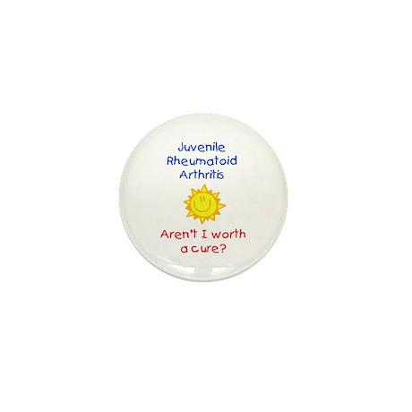 Juvenile Rheumatoid Arthritis Mini Button