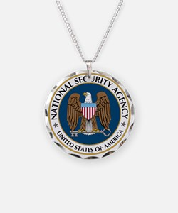 NSA - NATIONAL SECURITY AGEN Necklace