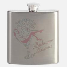 Bahama Mamas Flask