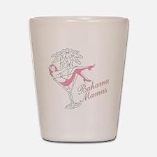 Bahama Mamas Shot Glass