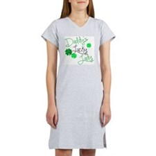 Daddys Lucky Lady Women's Nightshirt