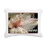 Christian easter Rectangle Canvas Pillows