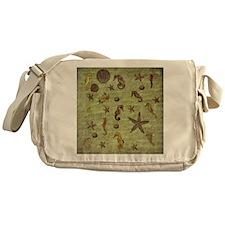 Sealife Messenger Bag