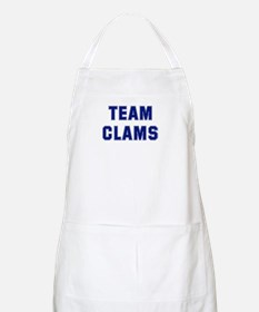 Team CLAMS BBQ Apron