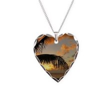 Sunset North Shore Oahu Necklace