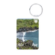 Black Sands Beach Keychains