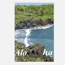 Black Sands Beach Postcards (Package of 8)