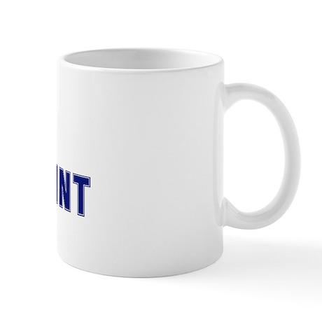 Team PEPPERMINT Mug