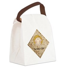 Wise Child - Girl Canvas Lunch Bag