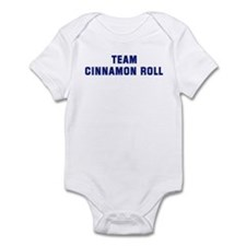 Team CINNAMON ROLL Infant Bodysuit