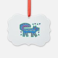 DOG MOLA DESIGN Ornament