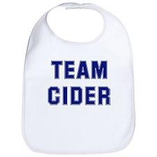 Team CIDER Bib