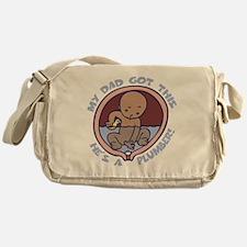 waterbreaker-plumber-DKT Messenger Bag