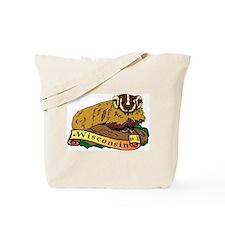 Wisconsin Badger Tote Bag