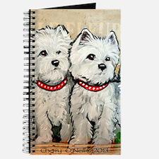 West Highland Terrier Spring Journal