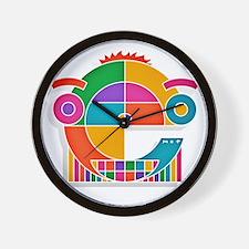 e is for ellen Wall Clock
