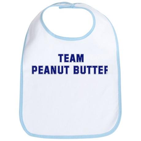 Team PEANUT BUTTER Bib