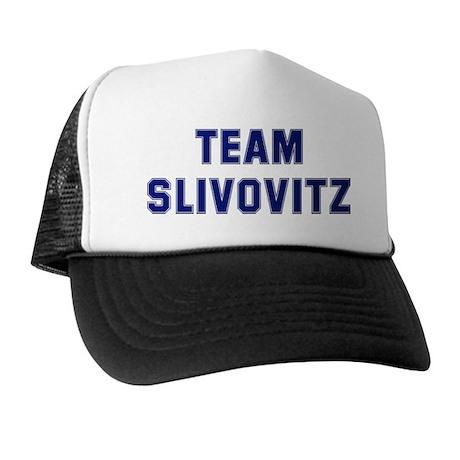 Team SLIVOVITZ Trucker Hat