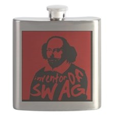 The Inventor of Swag Flask