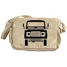 Land Rover illustration Messenger Bag