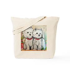 West Highland Spring Tote Bag