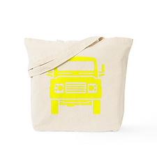 Land Rover illustration Tote Bag