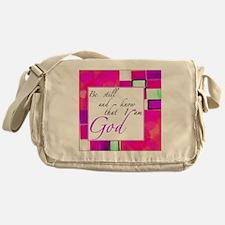 be still Messenger Bag