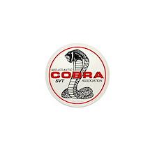 COLOR MACA Logo for light colored garm Mini Button