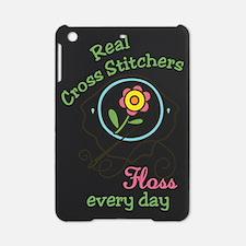 Real Cross Stitchers iPad Mini Case