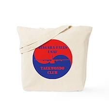 Niagara Falls USAF TKD Club Tote Bag