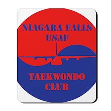 Niagara Falls USAF TKD Club Mousepad