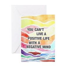 Words of Wisdom 3 Greeting Card