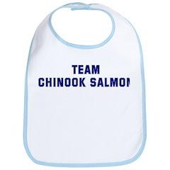 Team CHINOOK SALMON Bib