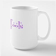 Aprils Fools Large Mug