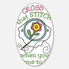 That Stitch Decal