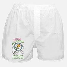 That Stitch Boxer Shorts