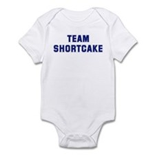 Team SHORTCAKE Infant Bodysuit