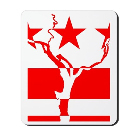 DC Water Inverted Mousepad