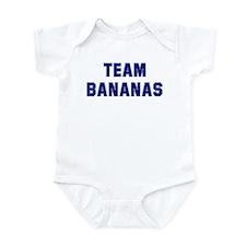 Team BANANAS Infant Bodysuit